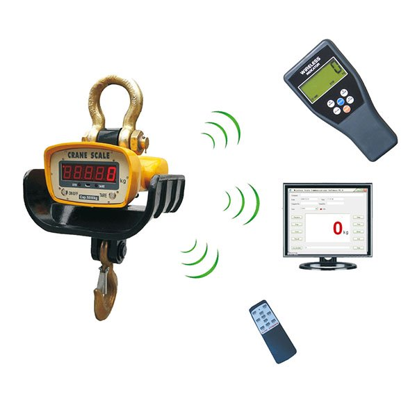 Bluetooth Weighing Hook Crane Scale