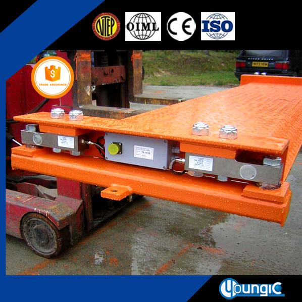 Digital Portable Truck Wheel and Axle Weiging Scales