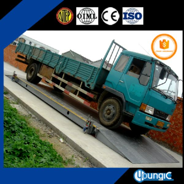 20t mobile weighbridge weighing scale
