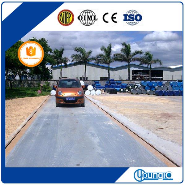 road pit weighbridge machine