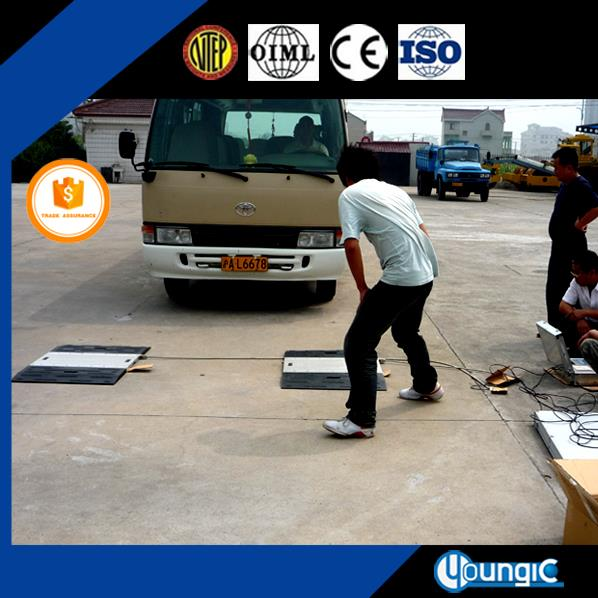 Portable Truck Axle Load Weight Scale