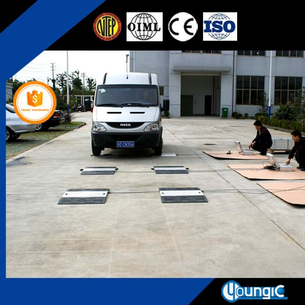 Onboard Portable Truck Axle Weighing Scales Weighers for Sale