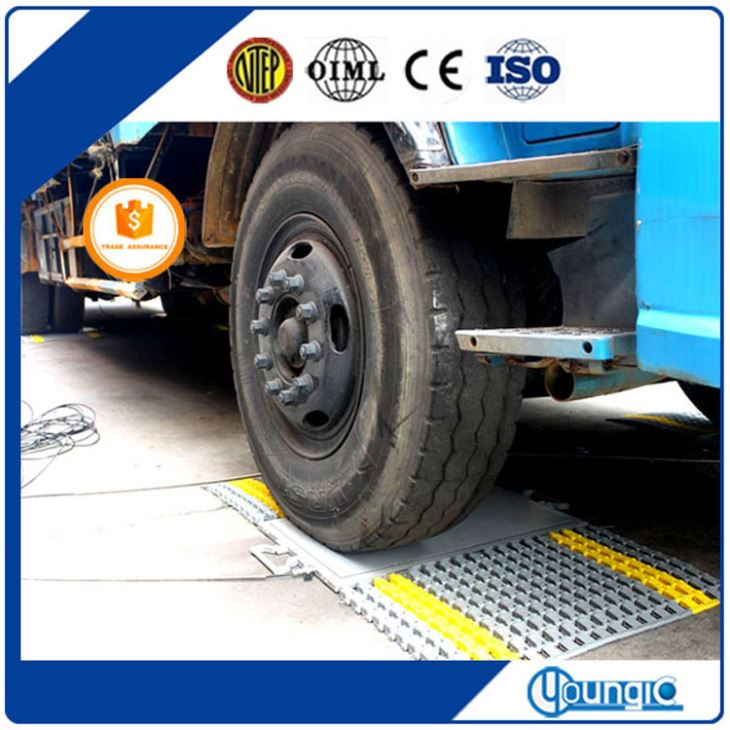 Portable Truck Weight Weighing Axle Weigher