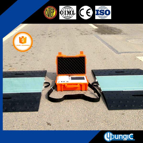 30ton Portable Truck Axe Weighing Scale