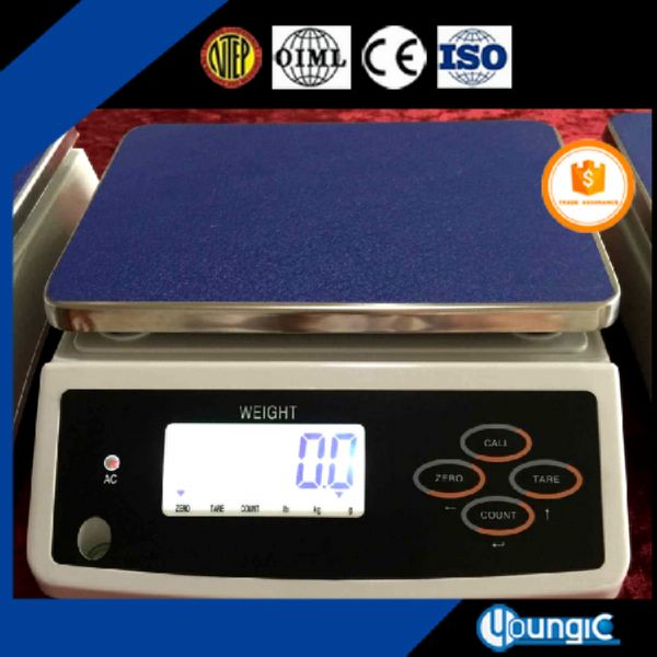 Bluetooth Digital Precision Counting Table Scale with RS232