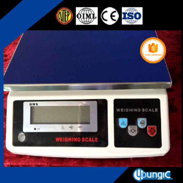Bluetooth ACS System Calibration Electronic ACS Weighing Scale Manual