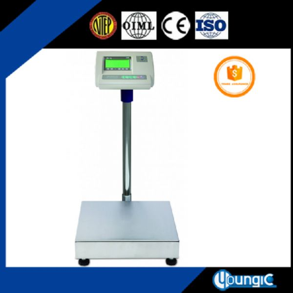 150kgs bench weighing scale