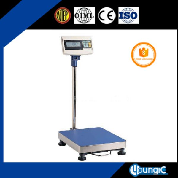 tcs electronic platform weighing scale 150kgs