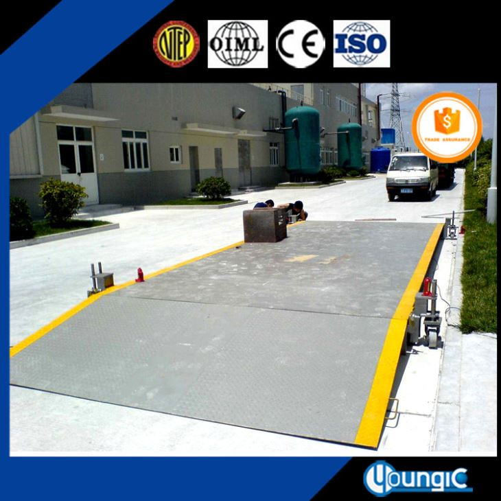 China 100 Ton Portable Truck Scale Weighbridge Prcie For Sale