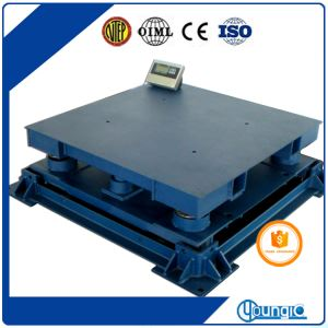 China Legal For Trade Floor Scales Electronic Buffer Cardinal Legal For Trade Floor Scales Price