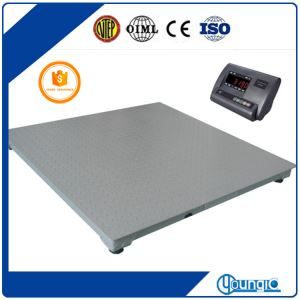 Chinese Supplier 10 Ton Bluetooth Industrial Floor Weighing Scales