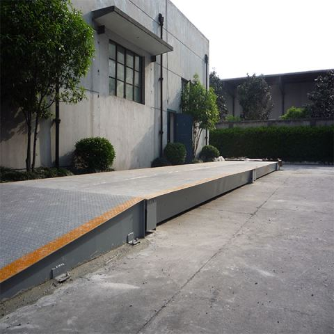 Compressed Loadcell Truck Weighbridge Scale