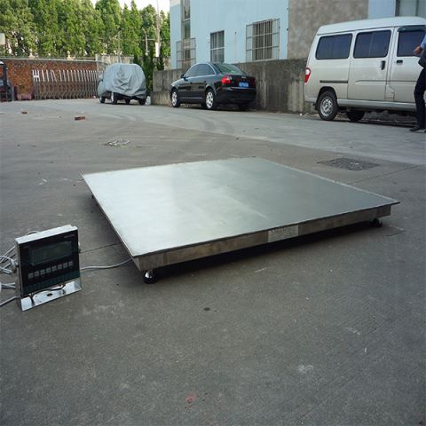 Digital Floor Weighing Platform Scale