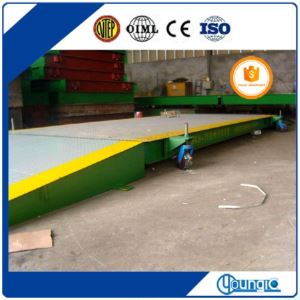 60t truck platform scales for sale