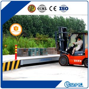 mobile 10t truck weighing scale