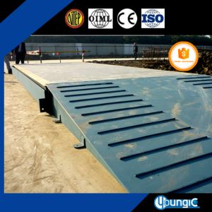 Pitless Above Ground Public Digital Weighing Weighbridge Machine