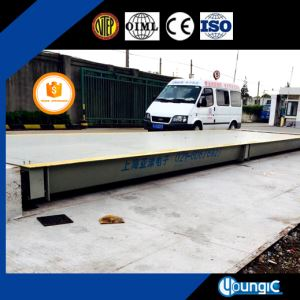 drive on certificated lorry truck weighing machine