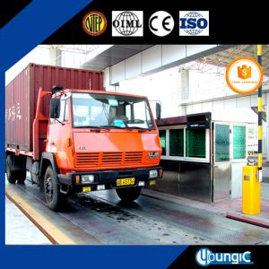 digital road vehicle weighbridge