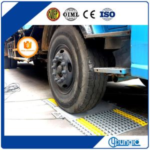 onboard portable axle weigher