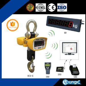 digital hanging crane weight scale