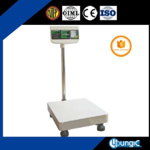 300kgs digital tcs platform scales