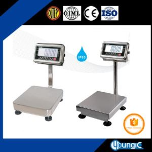 1000kgs tcs electronic industrial bench scale