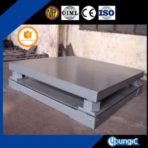 Bluetooth Industrial Electronic 5000 Lb Floor Scales for Sale