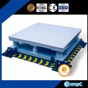 industrial 10000 lb floor weighing scale