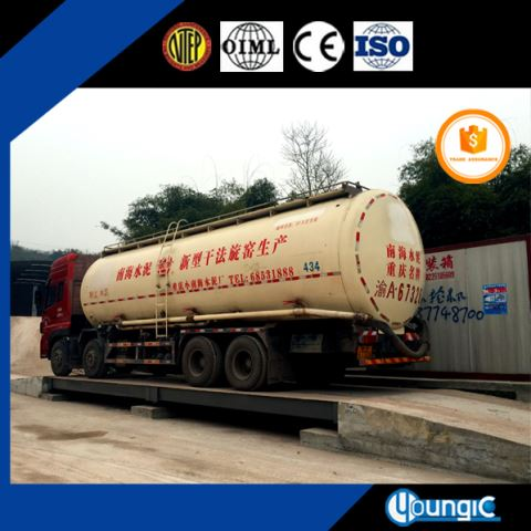 30 Ton Digital Weight Truck Scale Machine Chinese Supplier