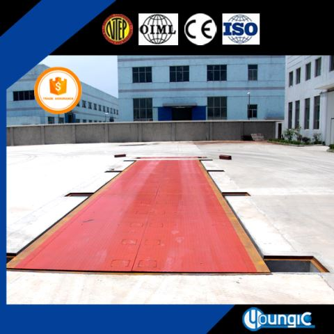 120 Ton China Suppliers Digital Industrial Pitless Truck Weighbridge Scale For Sale