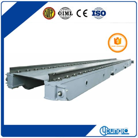 Chinese Supplier 120 Ton Track Electronic Weighing Scale The Best Price