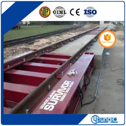Shanghai 120 Ton Hot Product Railway Scale For Sale