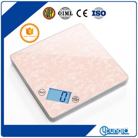 China Beautiful Digital Multfunction Wifi Kitchen And Food Scale The Best Price