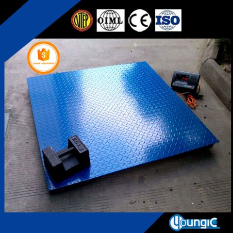 Shanghai Best Weight Floor Scale Price