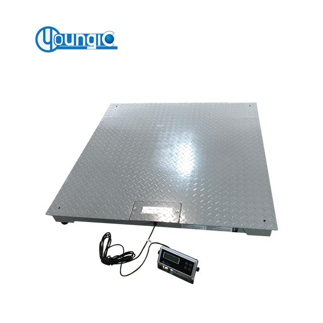 5 tons electronic floor scale