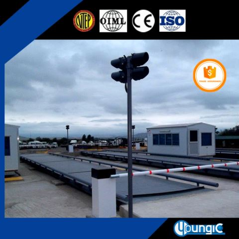 60 Ton Electronic Weighbridge Trcuk Scale