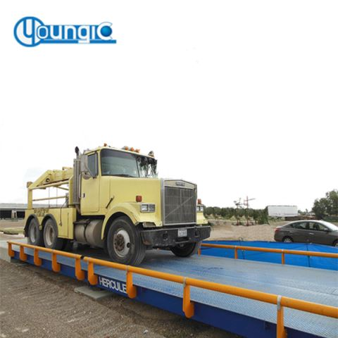 3*18m 80 Ton Weighing WeighBridge Truck Scale