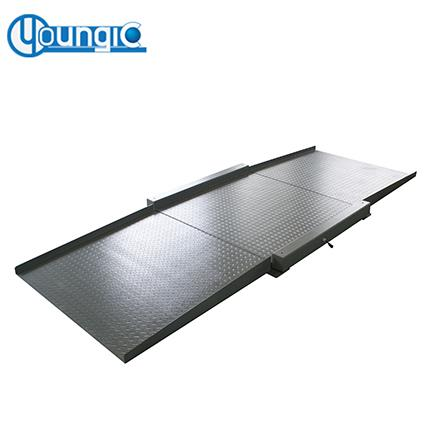 Low Profile Digital Weighing Floor Scales