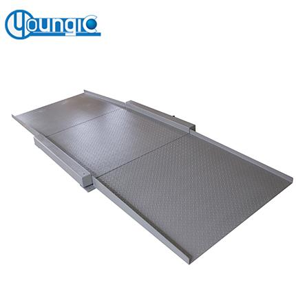 Low Profile Floor Weighing Scales for Sale