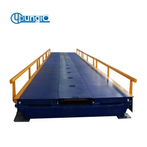 200 Ton Compressed Loadcell Truck Scale Electronic Weighbridge