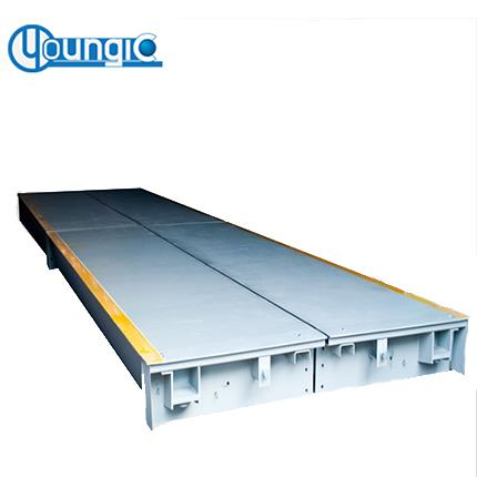 Youngic 100 Ton Digital Electronic Truck Scale Weighbridge Weight Machine